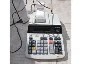 Calculatrice électrique Canon MP 1211-DLE
