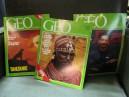 Magazine GEO (77 revues de 1983 à 1998)