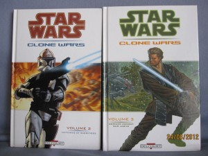 Star Wars volumes 2 et 3