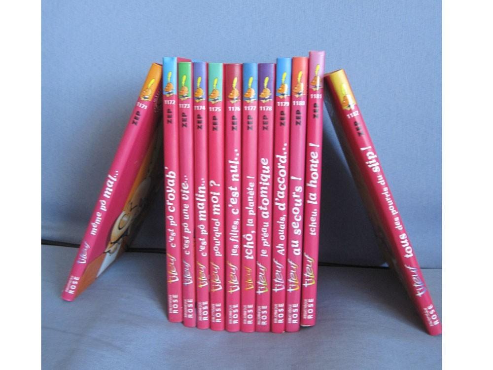 livre jeunesse titeuf livres de poche le bon coin antony 92160. Black Bedroom Furniture Sets. Home Design Ideas