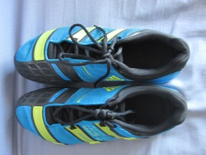 Chaussures Handball Adidas Stabil Optifit Speedcut Bleues