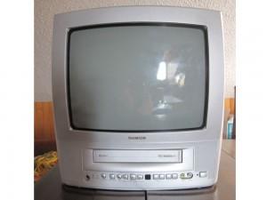 Combiné téléviseur–magnétoscope Thomson