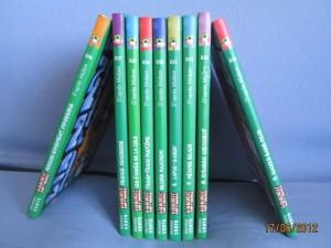 Kid Paddle livres de poche