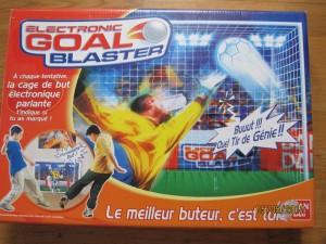 Electronic Goal Blaster