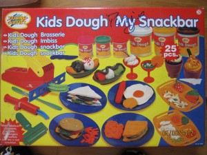 Kids Dough My snackbar