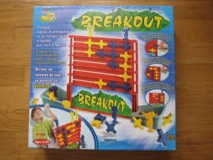 Jeu de société Breakout