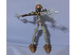 Lego Bionicle 8587 Rahkshi
