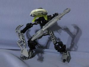 Lego Bionicle 8618 Vahki Rorzakh