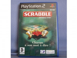 Scrabble - Jeu PS2