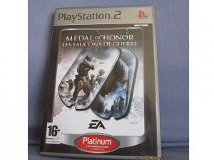 Metal of Honor Les Faucons de Guerre - Jeu PS2