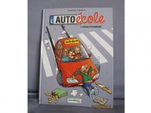 BD L'Auto-école - 1, Permis d'éconduire
