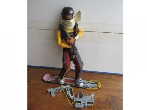 Action Man Surfeur
