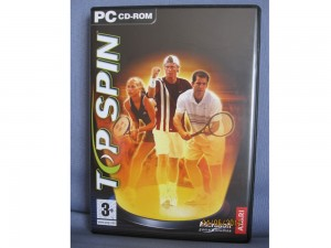 TOP SPIN - PC CD-ROM