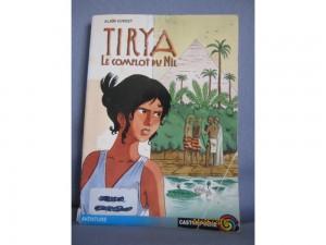 Tirya - Le Complot du Nil