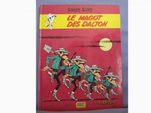 Lucky Luke : Le magot des Dalton
