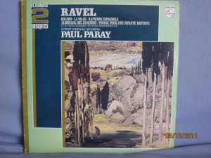 33 Tours Ravel (2 coffrets) + Chopin