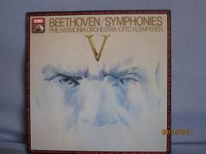 33 Tours Beethoven Symphonies V et VII