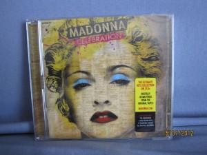 Madonna Celebration 2 CD