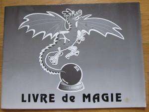 Livre de magie