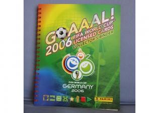 Album panini goaaal ! 2006