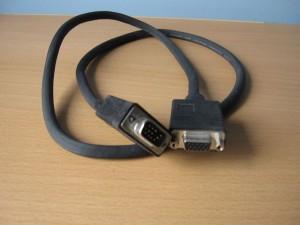 Rallonge VGA pour écran d'ordinateur 1,5 m