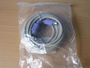 Rallonge de cable pour votre clavier PS2