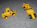 2 camions de chantier