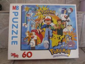 Puzzle 60 pièces Pokémon