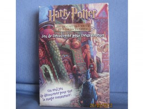 Harry Potter - Jeu de carte