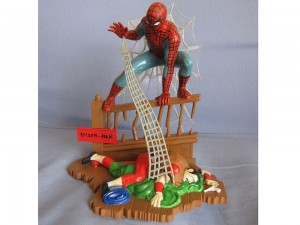 Maquette de Spiderman