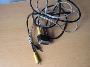 Câble Péritel RCA (CINCH)