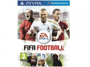 FIFA FOOTBALL - Jeu PS VITA