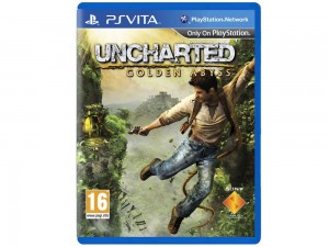 UNCHARTED GOLDEN ABYSS - Jeu PS VISTA