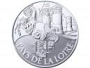 10 € en argent de 2011 de la région Pays de la Loire
