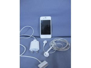 Iphone 4S 32Go blanc
