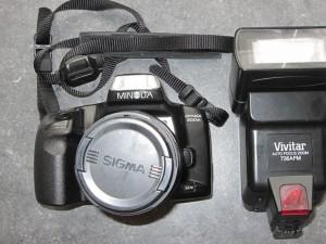 Appareil photo argentique Minolta Dynax 300 SI