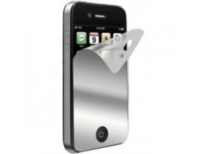 Film de Protection Ecran Miroir iPhone 5 anti-traces