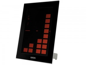 Horloge digitale E8 by Lexon collector CANAL+