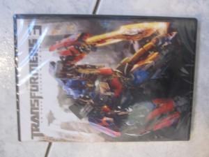 DVD Transformers 3 : la face cachée de la Lune