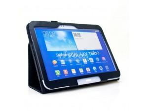 "Etui Samsung Galaxy Tab 3 10.1"" - Noir - Livraison offerte"