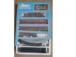 Train  électrique LIMA HO 1:87