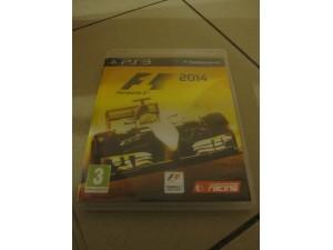 F1 2014 - Jeu PS3