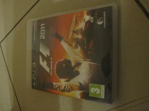 F1 2011 - Jeu PS3