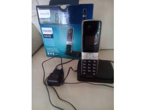 Téléphone fixe sans fil PHILIPS D6301B